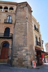 Murallas de Sevilla, Torre de Abd-el-Aziz