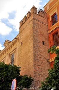 Murallas de Sevilla, Torre de la Cilla