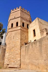 Murallas de Sevilla, Torre de la Plata