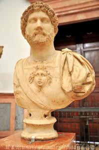 Museo Arqueológico de Sevilla, Retrato de Adriano