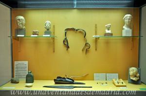Museo Arqueológico de Sevilla, Clases sociales romanas