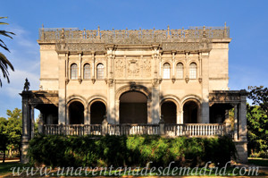 Museo Arqueológico de Sevilla, Lateral Oeste del Museo Arqueológico