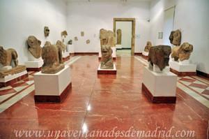 Museo Arqueológico de Sevilla, Sala XI: Cultura Iberorromana
