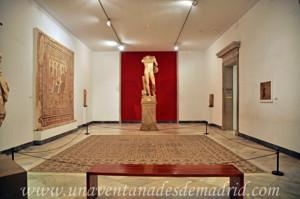 Museo Arqueológico de Sevilla, Sala XIV: Mercurio