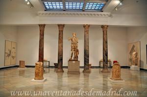 Museo Arqueológico de Sevilla, Sala XIX: Diana