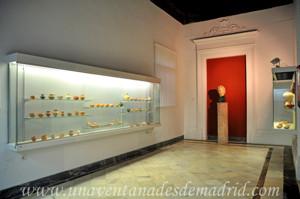 Museo Arqueológico de Sevilla, Sala XV: cerámica romana