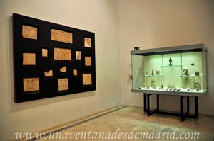 Museo Arqueológico de Sevilla, Sala XVI: Estelas votivas de Itálica