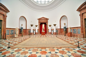 Museo Arqueológico de Sevilla, Sala XX: Trajano