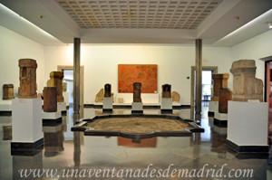 Museo Arqueológico de Sevilla, Sala XXI: Epigrafía