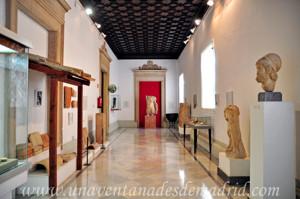 Museo Arqueológico de Sevilla, Sala XXII: El Ejército Romano