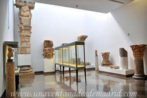 Museo Arqueológico de Sevilla, Sala XXIII: Restos del Templo de Carteia
