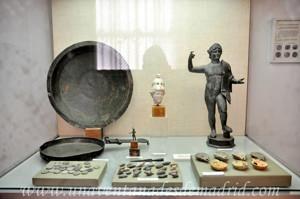Museo Arqueológico de Sevilla, Útiles militares