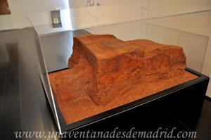 Museo Arqueológico de Sevilla, Altar del Santuario del Cerro de San Juan en Coria del Río