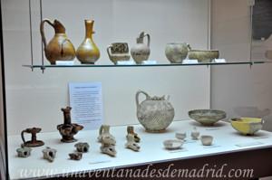 Museo Arqueológico de Sevilla, Cerámica de época almohade para uso doméstico
