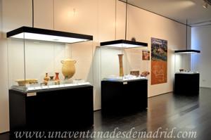 Museo Arqueológico de Sevilla, Entrada a la Sala del Tesoro del Carambolo