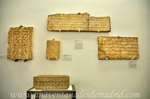 Museo Arqueológico de Sevilla, Diferentes epígrafes y epitafios musulmanes