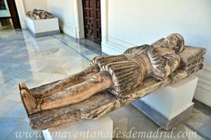 Museo Arqueológico de Sevilla, Mausoleo de D. Nicolás Griego Ariascho