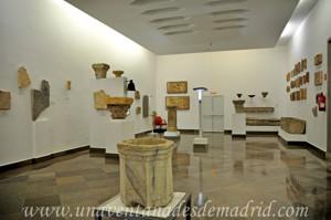 Museo Arqueológico de Sevilla, Sala XXVI: Antigüedad Tardía