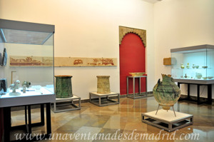 Museo Arqueológico de Sevilla, Sala XXVII: Edad Media y Moderna