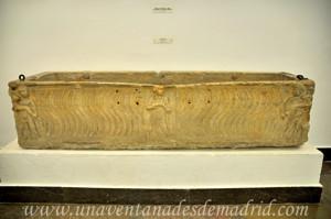 Museo Arqueológico de Sevilla, Sarcófago protocristiano