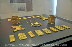 Museo Arqueológico de Sevilla, Las joyas del Tesoro del Carambolo