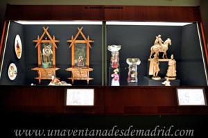 Museo de Artes y Costumbres populares de Sevilla, Equipamiento para el adorno doméstico