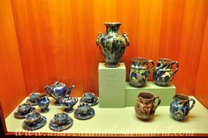 Museo de Artes y Costumbres populares de Sevilla, Sala 5: Cerámica y azulejería