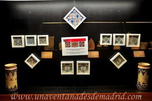 Museo de Artes y Costumbres populares de Sevilla, Cerámica de Levante y Cataluña