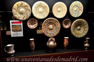 Museo de Artes y Costumbres populares de Sevilla, Cerámica de Manises y Triana