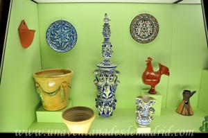 Museo de Artes y Costumbres populares de Sevilla, Cerámica popular andaluza: adorno y decoración para el hogar