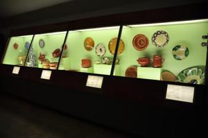 Museo de Artes y Costumbres populares de Sevilla, Cerámica popular andaluza: el hogar