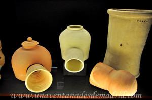 Museo de Artes y Costumbres populares de Sevilla, Habitáculos de cerámica popular andaluza