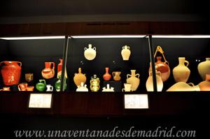 Museo de Artes y Costumbres populares de Sevilla, Cerámica popular andaluza, recipientes de líquidos