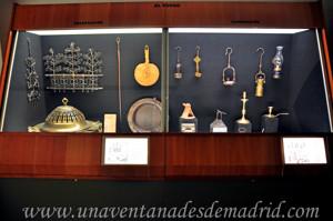 Museo de Artes y Costumbres populares de Sevilla, Funciones doméstica del fuego: calefacción e iluminación