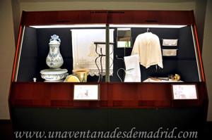 Museo de Artes y Costumbres populares de Sevilla, Función doméstica de la higiene y el cuidado personal