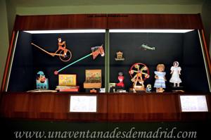 Museo de Artes y Costumbres populares de Sevilla, Equipamiento para los juegos domésticos