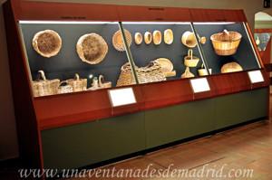 Museo de Artes y Costumbres populares de Sevilla, Los recipientes del equipamiento doméstico, cestos