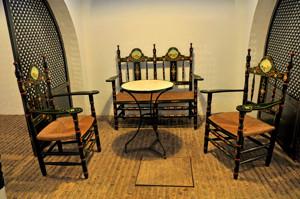Museo de Artes y Costumbres populares de Sevilla, Pequeña taberna del tipo que antes solía existir en las Bodegas del Condado de Huelva