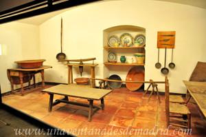 Museo de Artes y Costumbres populares de Sevilla, Sala de matanzas