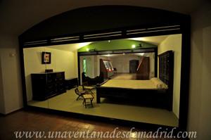 Museo de Artes y Costumbres populares de Sevilla, Sala I, las funciones del mobiliario doméstico