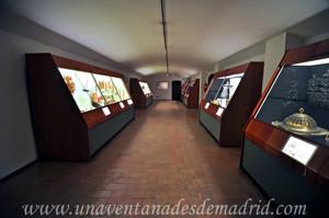 Museo de Artes y Costumbres populares de Sevilla, Sala II, las funciones del equipamiento doméstico