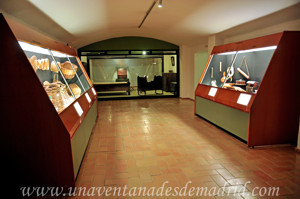 Museo de Artes y Costumbres populares de Sevilla, Sala III, los recipientes del equipamiento doméstico
