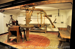Museo de Artes y Costumbres populares de Sevilla, Sala X: Alimentación: producción diaria y conserva. El pan y la chacina