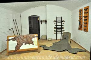 Museo de Artes y Costumbres populares de Sevilla, Taller de curtidor