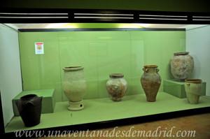 Museo de Artes y Costumbres populares de Sevilla, El consumo doméstico: la aceituna y el aceite