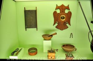 Museo de Artes y Costumbres populares de Sevilla, Equipamiento doméstico para la transformación de los alimentos de manera mecánica