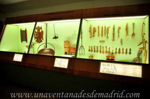 Museo de Artes y Costumbres populares de Sevilla, Equipamiento doméstico para la transformación de los alimentos