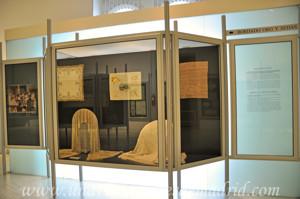 Museo de Artes y Costumbres populares de Sevilla, Bordado en oro