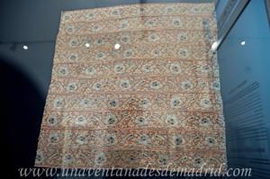 Museo de Artes y Costumbres populares de Sevilla, Bordado en seda