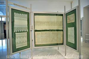 Museo de Artes y Costumbres populares de Sevilla, Bordado popular